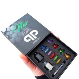 QP Design - Nio RDA/RSA
