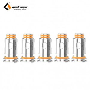 Geekvape - Pack 5 résistances Boost