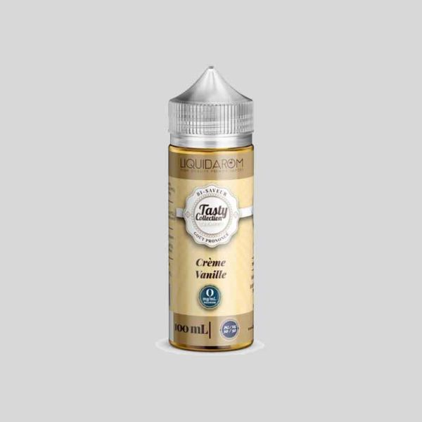 Tasty Collection - Crème Vanille 100 ml