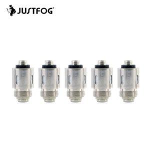 Justfog - Pack de 5 résistances JUSTFOG 14 Series