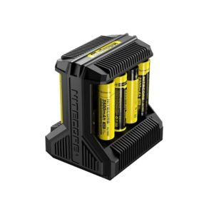 Nitecore – I8 Multi-Slot Intelligent 4