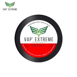 Vap'Extreme - Kanthal A1