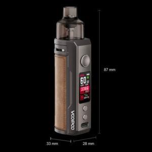 Voopoo – Kit Drag S 60W 9