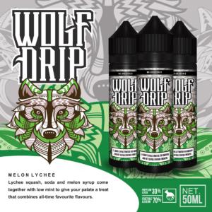 Wolf Drip Melon Lychee 50ml