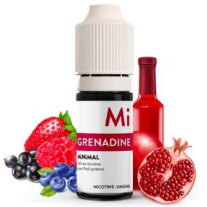 grenadine-minimal
